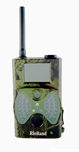 RioRand® HC-300M 12 MP 1080P HD Video Camera Wildlife Animal Shooting Hunting MMS GPRS Trail Cam(2G and SMS Command)