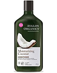 Moisturizing Coconut Conditioner Avalon Organics 11 oz Liquid