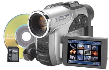 amazon com hitachi dz mv730a dvd camcorder w 16x optical zoom rh amazon com Hitachi StarBoard Manual Hitachi Manuals Television