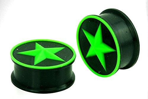 7 16 star plugs - 2