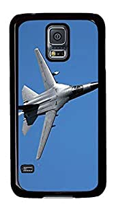 Samsung Galaxy S5 F 111 Fighter PC Custom Samsung Galaxy S5 Case Cover Black