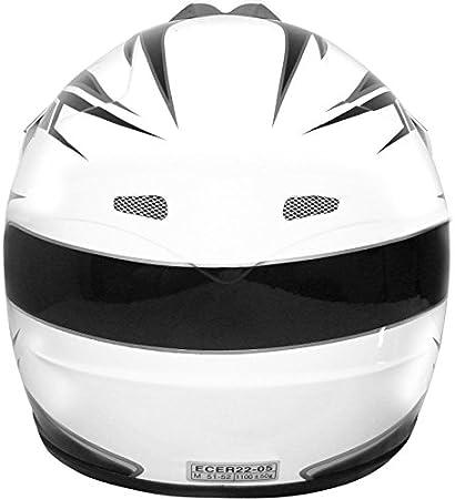L 53-54cm /& Gloves XL 11-12Yrs /& Goggles Leopard LEO-X15 Black Kids Motocross Motorbike Helmet Kids CAMO Motocross 1PC Suit L 7cm