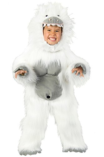 Child Size Abominable Snowman Costume - Xtra Small Size 4 ()