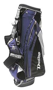 Dunlop Golf Rebel Stand Bag (Black/Blue)