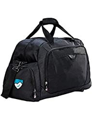 Hard Work Sports Duffle Bag With Shoe Compartment 18 Gym Bag for Men and Women