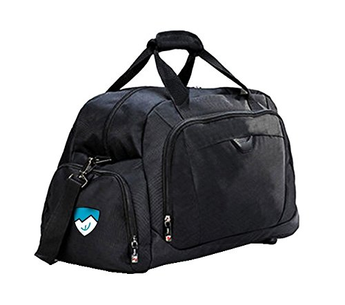 Hard Work Sports Duffle Bag With Shoe Compartment by Hard Work Sports