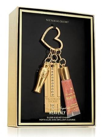 Amazon.com: Victoria s Secret llavero, brillo de labios y ...