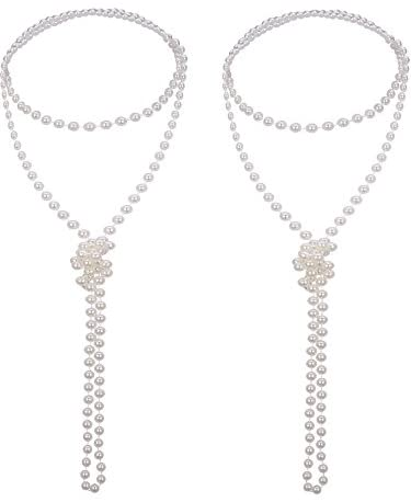 Mudder 1920s Artificial Necklace Flapper product image