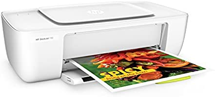 HP DeskJet 1110 - Impresora de tinta - B/N 20 PPM, color 16 PPM