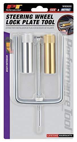 (Performance Tool W80650 Steering Wheel Lock Plate Tool)