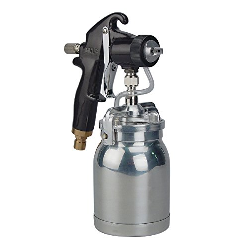 TP Tools ProLine HVLP 1-Quart Drip-Proof 1.8 mm Primer Gun HP-404-18 for Use with Showtime Series HVLP Turbine Systems and Most Other Turbine Systems