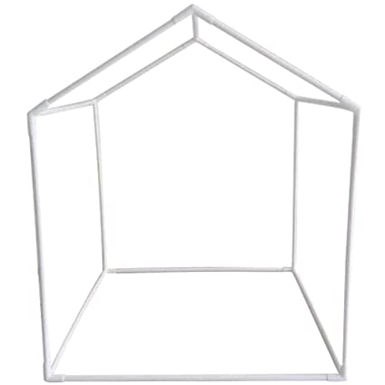 Amazon Com Tinton Life Dog House Bed Frame Pvc Pet House