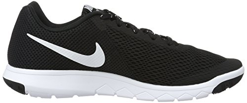 Flex Wmns blanco Experience Femme Nike Course Rn white black Chaussures 5 De Blanco x1fxwq