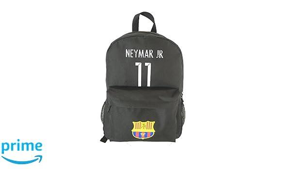 Amazon.com: Forever Fanatics Neymar Jr #11 Soccer Backpack Brazil Barcelona Brasil PSG World Cup✓ Premium Unique School Bag ✓ Perfect Gift for Neymar Jr ...