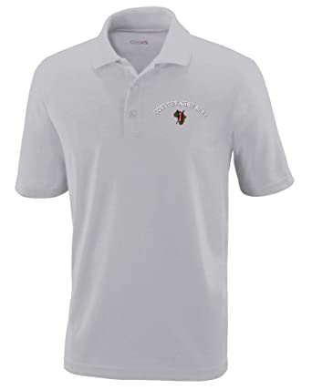 d84b1fa9 Image Unavailable. Image not available for. Color: Custom Polo Performance  Shirt ...