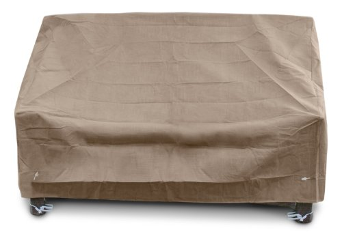 KoverRoos III 39550 Deep Highback Loveseat/Sofa Cover, 60-Inch Width by 35-Inch Diameter by 35-Inch Height, Taupe by KOVERROOS