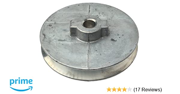 """Chicago Die Cast 200-A 2/"""" Dia x 3//4/"""" Bore Pulley for A Belts"""