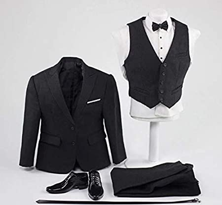 1:6 Scale Formal Business Party Suit Set f// 12 INCH Action Figure Toys