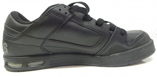 Assist de Osiris Negro Zapatillas Negro skate p1q66w0