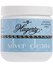 Hagerty 15507 Silver Clean 7 oz, White