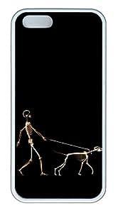 iPhone 5 5S Case Amazing Funny TPU Custom iPhone 5 5S Case Cover White
