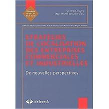 Strategies localisation entrep commerciales industr