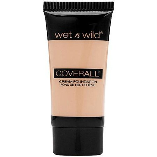 Fair Creme Foundation - Wet n Wild CoverAll Creme Foundation - Fair/Light