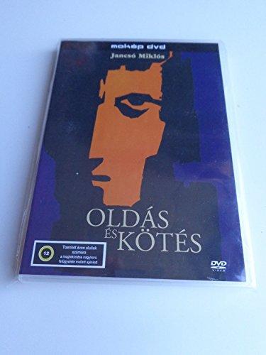 - Cantata (1964) / Oldás és kötés - Audio Only Hungarian / Region 2 PAL DVD