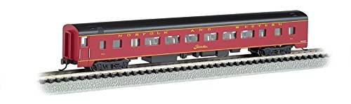Bachmann Industries Smooth Side Coach Norfolk & Western for sale  Delivered anywhere in USA