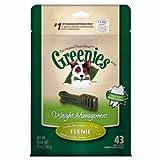 Greenies Lite Dental Treats Teenie Size, My Pet Supplies