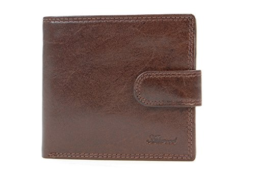 Brown Vt Classic Box Gift Ashwood Wallet Fold Leather amp; 0d7an8Wn1