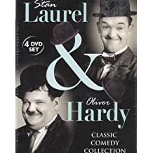 Stan Laurel & Oliver Hardy: Classic Comedy Collection