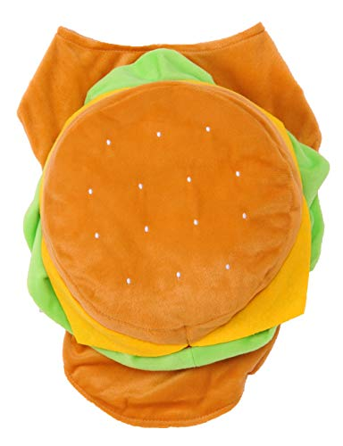 Picture of Rubie's Hamburger Dog Costume, X-Large