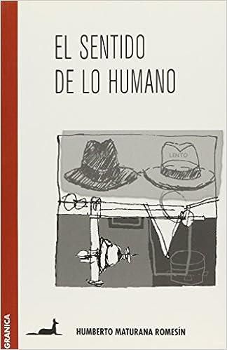 SENTIIDO DE LO HUMANO  EL