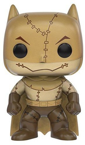 Funko POP Heroes Villains as Batman Scarecrow Action Figure -