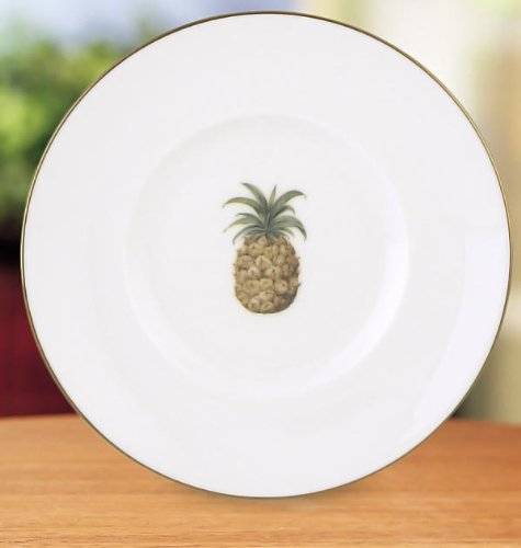 Lenox British Colonial Bamboo Dessert Plate ()