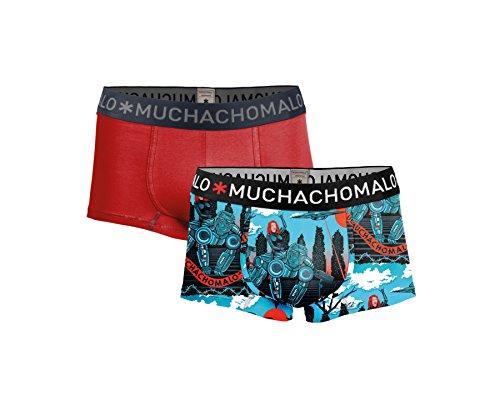 Muchachomalo 2er-Pack Trunk Print