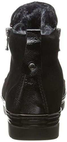 Semler Dames Robijn Boots Black (zwart)