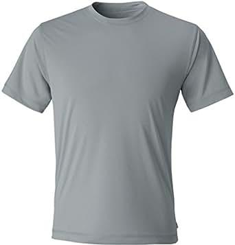Alo Womens Short-Sleeve Performance T-Shirt (M1006) -GREY -3XL
