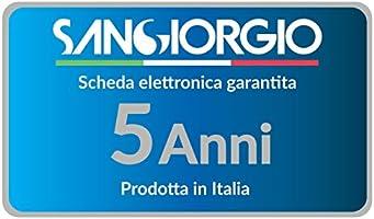 Sangiorgio - FC1012 - Lavadora para 10 kg de ropa, A+++, 1200 rpm ...