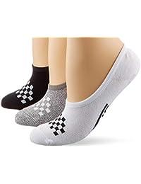 3 Pack Check Liner Womens Socks Multi, 9