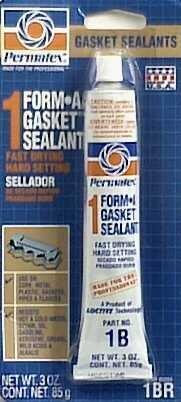 Permatex Form A Gasket No. 1 3 Oz. -65 To 400 Deg. °f
