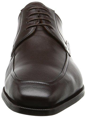 Magnanni Hombres Terque Oxford Shoe Brown