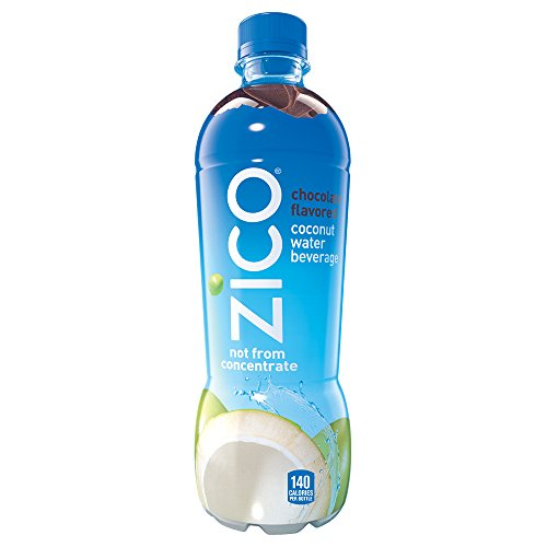 Zico Coconut Water Chocolate Ounce