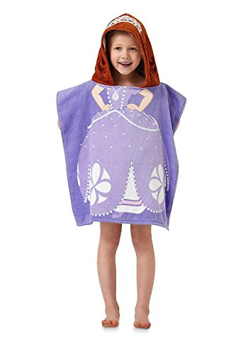 Sofia The First Kid's Hooded Towel - 1