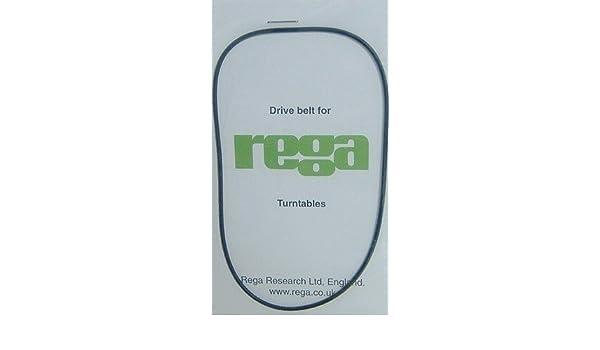 Rega P1-P9 - Correa de transmisión para mesa de mezclas: Amazon.es ...