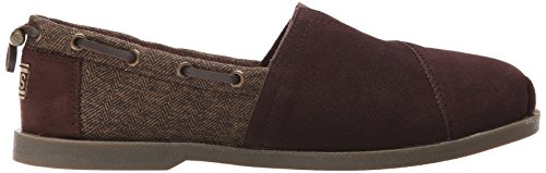 Skechers Bobs by Urban Trails textile mOCASSINI Chocolat