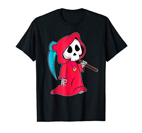 Circle Game Shirt Funny Grim Reaper Halloween Prank -