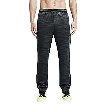 Nike Mens Elite Cuffed Basketball Pants Grey