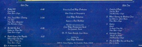 Coral Ridge Pressbyterian Church Chancel Choir and 117 rank Ruffatti Pipe Organ - Vinyl LP Record